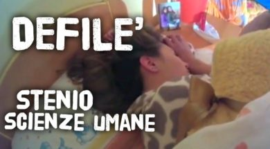 Defile' Stenio-Scienze Umane