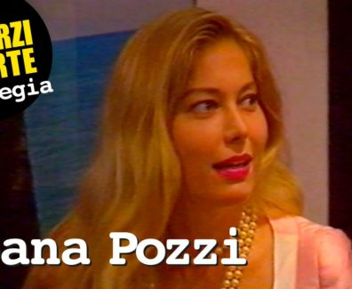 Scherzi a parte a Moana Pozzi