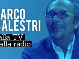 Alessandro Ippolito intervista Marco Balestri