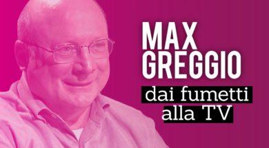 Alessandro Ippolito intervista Max Greggio