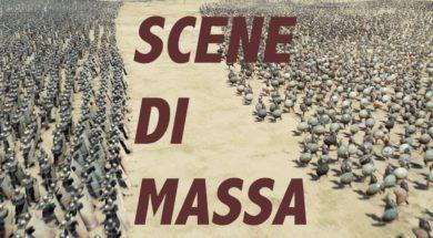 Come si girano le scene di massa