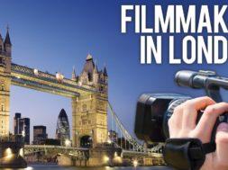 Lavorare come filmmaker a Londra