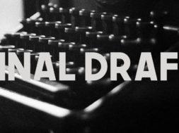 Le aproel del cinema: Final Draft