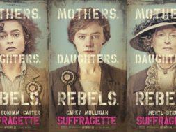 Suffragette film di Sarah Gavron con Carey Mulligan, Meryl Streep